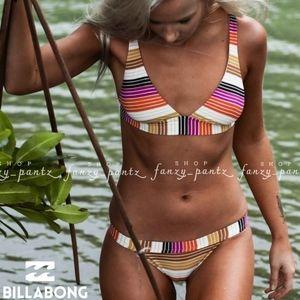 Billabong Shady Lane Bikini Set XL  top bottom new
